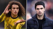 Arsenal boss Arteta offers Guendouzi lifeline after midfielder dropped last season following bust-up at Brighton