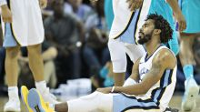 Mike Conley's out indefinitely, and things are about to get real in Memphis