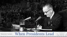 Lyndon B. Johnson: Moral clarity on civil rights