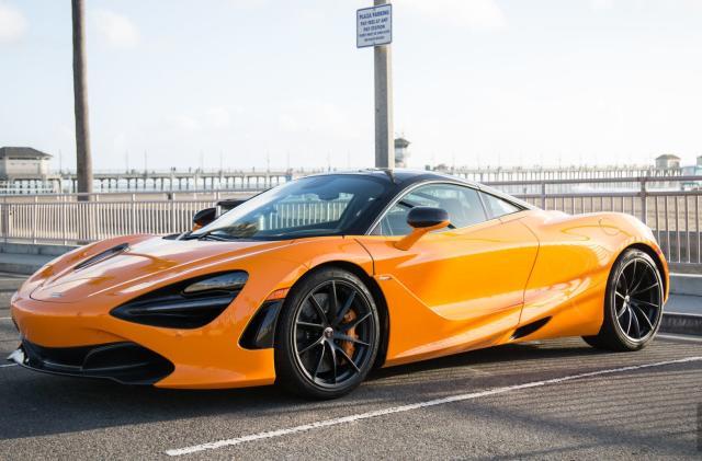 McLaren's 720S is a glorious nerd-built supercar