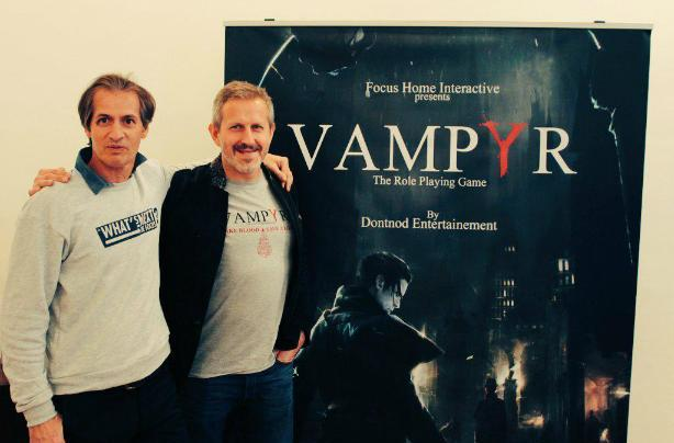 Remember Me studio building vampiric WWI RPG
