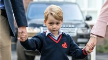 Prince William makes candid admission about Prince George at school