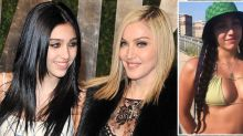 Madonna's lookalike daughter Lourdes Leon, 24, stuns in string bikini