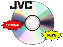 JVC announces first rewritable single-sided dual layer DVDs