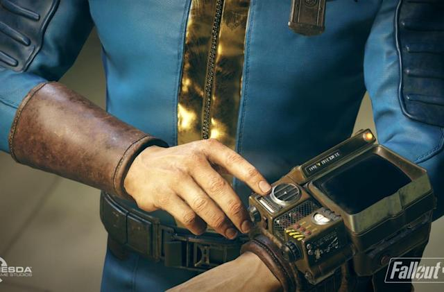47GB 'Fallout 76' patch nearly replaces the entire game on PS4 and Xbox One
