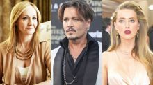 堅持不換角!作者 J.K.羅琳撰文力撐 Johnny Depp,Amber Heard 選擇發聲了!