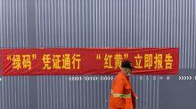 En la lucha contra el coronavirus, China les da a los ciudadanos un código de color con señales de alarma