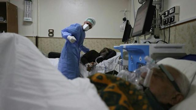 We do our best to wash their bodies': Idlib hospital struggles to cope with  Covid-19 spike