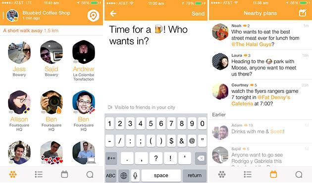Foursquare unleashes Swarm: a separate app for check-ins