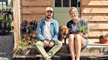 Meet the owners of Blooming Wild, the Somerset eco-nursery that is thriving in trying times