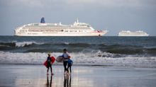 Cruise is coming home: UK voyages on offer as lines scrap overseas sailings