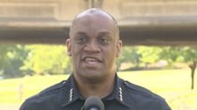 Portland's Black police chief says violent protesters have 'taken away from' the Black Lives Matter movement