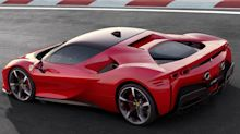 Ferrari's Profit Dropped Sharply on Coronavirus Effects, but There's Good News, Too