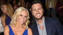 Luke Bryan Addresses Divorce and His Wife Caroline on 'Good Morning America'
