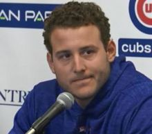 Chicago Cubs' Anthony Rizzo On Going Home in Wake of Tragedy: 'Hardest Thing I Ever Had to Do'