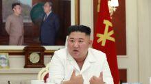 Kim Jong-un sends aid to North Korean border city in lockdown