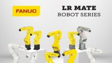 FANUC's Popular LR Mate Robot Series Now Features 10 Model Variations