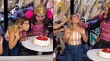 Karla Panini hizo su versión de 'las niñas del pastel' y es lo peor que ha hecho (este año)