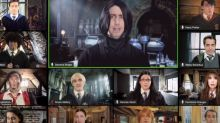 Harry Potter in 2020: Social Distancing is Important, Even Hogwarts is Attending Online Classes
