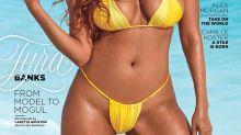 Tyra Banks regresa a la tapa de Sports Illustrated