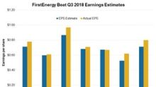 What Drove FirstEnergy's Third-Quarter Earnings?