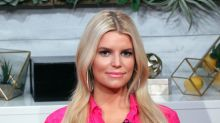 Jessica Simpson explains drinking was 'silencing' her, as she marks nearly three years sober