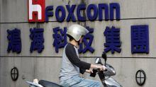 Apple supplier Foxconn posts 14.5 percent drop in first-quarter net profit, lags forecasts