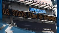 Stock Markets Latest News: Dow, S&P Fall on Mixed Earnings, Nasdaq Likes Facebook