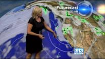 Noon Forecast - 6/2/15