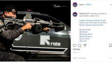 Ação judicial em Israel tenta impedir Doria de comprar metralhadoras para a Rota