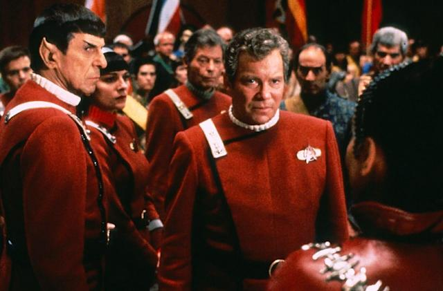 Five 'Star Trek' movies come to Amazon Prime on July 31st