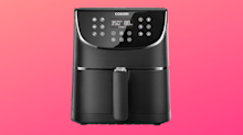 'Best purchase I've made all year!': Amazon's #1 bestselling air fryer is back on sale