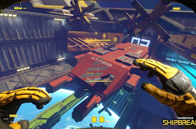 'Hardspace: Shipbreaker' is a puzzle-solving parable