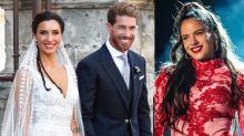 La contratación frustrada de Rosalía en la boda de Sergio Ramos y Pilar Rubio