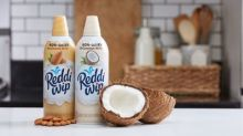 Reddi-wip Launches Non-Dairy Almond and Coconut Varieties to Address Growing Consumer Demand for Plant-Based Foods