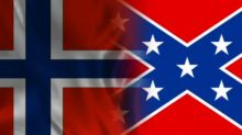 Ignorance turns to outrage as cancel culture comes for Norwegian flag at Michigan B&B