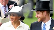 Meghan Markle conforms to royal dress code for first Ascot appearance