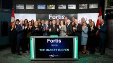 Fortis Inc. Opens the Market