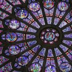 Notre Dame Cathedral's Rose Windows and Crown of Thorns Made It Through the Fire Safely!!