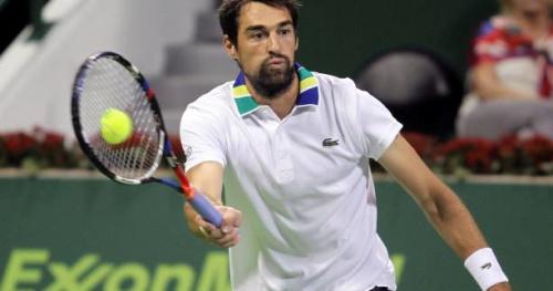 Tennis - Miami - Jérémy Chardy, vainqueur de Marin Cilic à Miami : «J'avais le contrôle»