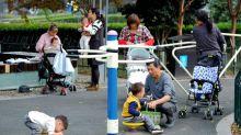 La tasa de natalidad de la China moderna cae a su nivel más bajo