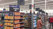 Wal-Mart regaining grocery share from competitors at 'accelerating rate'