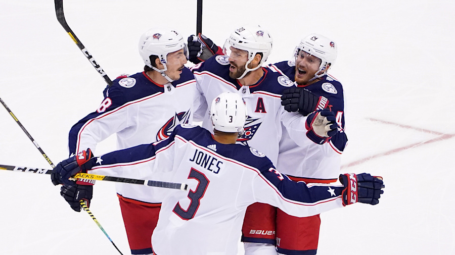 Maple Leafs waste second life, lose to Blue Jackets in Game 5
