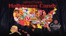 The Top Halloween Candy In Every State