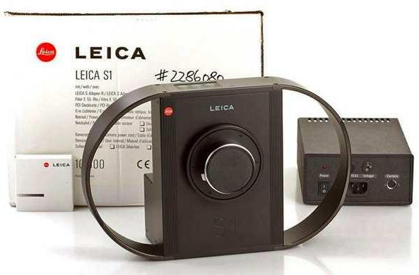 Visualized: Leica's first digital camera