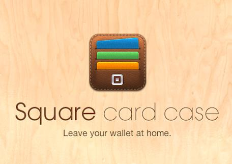 Square Card Case now available