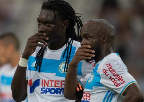 OM: Gomis raconte comment il a récupéré le brassard de Diarra