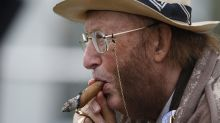 John McCririck: Racing broadcaster dies aged 79