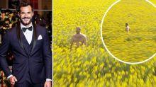 The Bachelor 2020: Locky's bizarre naked run raises eyebrows