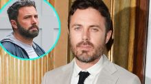 Casey Affleck Gives Update on How Brother Ben Affleck Is Doing in Rehab (Exclusive)